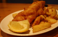 Eat at Wharton's Fish & Chip
